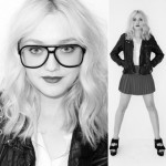 Dakota Fanning latest photos by Terry Richardson