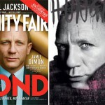 Daniel Craig Bond covers Vanity Fair the Hunger magazine