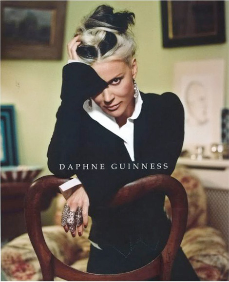 Daphne Guinness Book Available. Ode To Anorexia