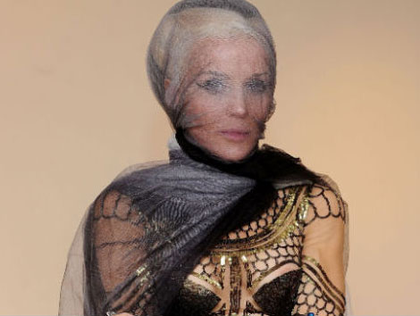 Definition Of Fashion. After Daphne Guinness