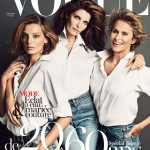 Daria Werbowy Stephanie Seymour Lauren Hutton Vogue Paris November 2012 cover