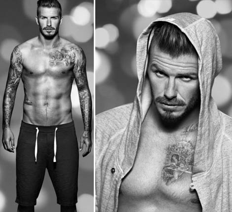 Get Ready For THe H & M Beckham Christmas Pajama Party!
