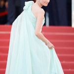 Diane Kruger perfect on the Cannes 2012 Red Carpet