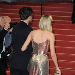 Diane Kruger with boyfriend Joshua Jackson Cannes 2012 Red Carpet