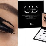 Dior Velvet Eyes stickers collection