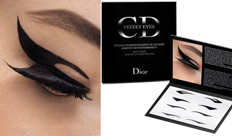 How To: Perfect Black Eyeliner Dior Velvet Eyes