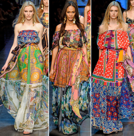 D & G Spring Summer 2012 Collection