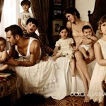 Dolce and Gabbana Bambino kidswear collection Fall 2012 ad campaign