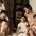 Dolce and Gabbana DG Kids collection ad campaign