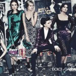Dolce and Gabbana fall 2011 ad campaign