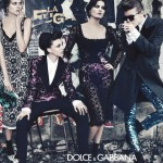 Dolce and Gabbana fw 11 12 ad campaign