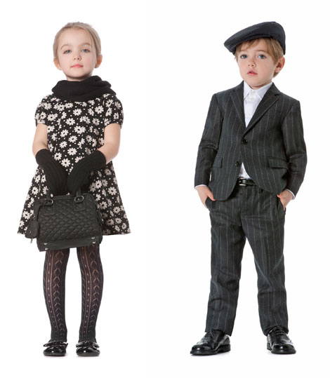 Dolce and Gabbana kidswear Bambino Collection