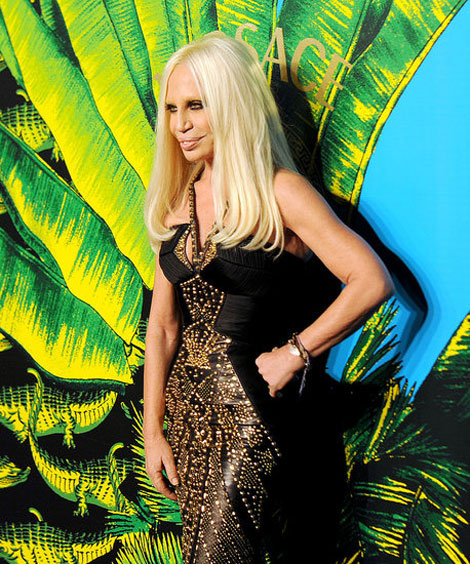 Donatella Versace dislikes average looking women