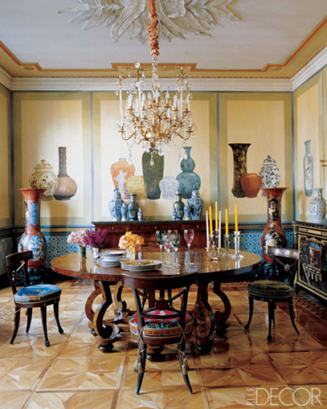 Donatella Versace Home Dining