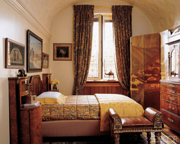 Donatella Versace Home Guest Bedroom