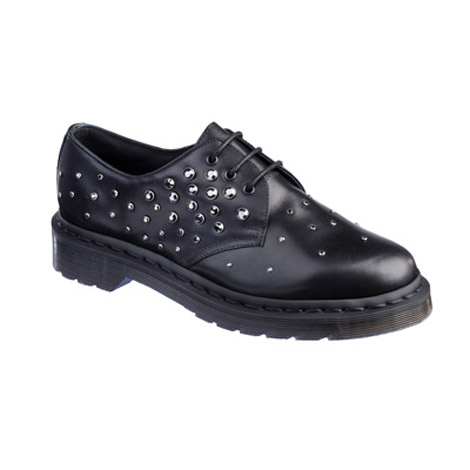 Dr Martens with Swarovski Crystals