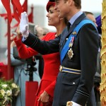 Duchess Catherine Prince William attending the Queen s Diamond Jubilee