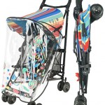 Dylan s Cady Bar Maclaren Stroller gorgeous raincover