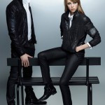 Edie Campbell Baptiste Giabiconi Karl Lagerfeld fw 12 13 ad campaign