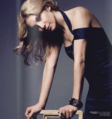 Elizabeth Mitchell MF Music Fashion Magazine January 2011