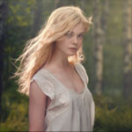 Elle Fanning Hits The Woods For Lolita Lempicka Perfume Ad Campaign