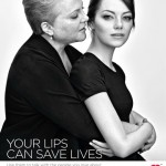 Emma Stone Revlon ad campaign with her mother