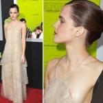 Emma Watson Red Carpet Wardrobe Malfunction