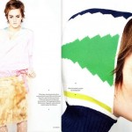 Emma Watson new pictures for Elle UK