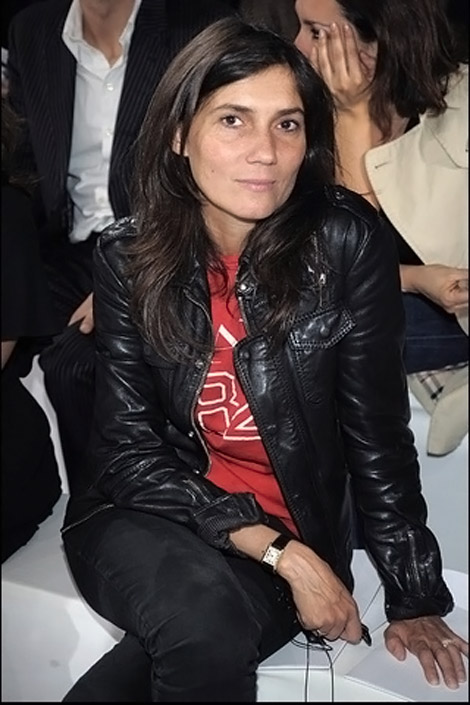 Emmanuelle Alt editor in chief Vogue Paris