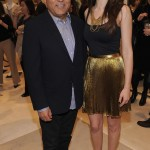 Emmy Rossum Elie Tahari Emmy bag launch