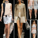 Emporio Armani Spring Summer 2013 collection