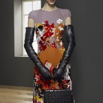 Erwin Olaf photographed Aymeline Valade for Bottega Veneta Fall 2012 campaign
