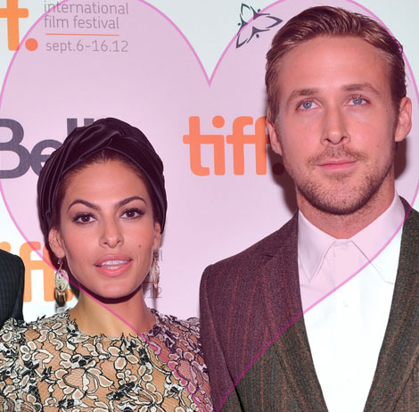 Soon: Eva Mendes Marrying Ryan Gosling
