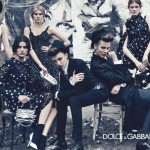 Fall 2011 Dolce and Gabbana ad campaign