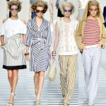 Fendi Spring Summer 2012 collection