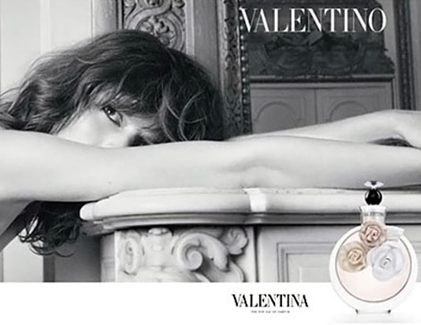 WATCH: Freja Beha Erichsen in ad for Valentino's new fragrance