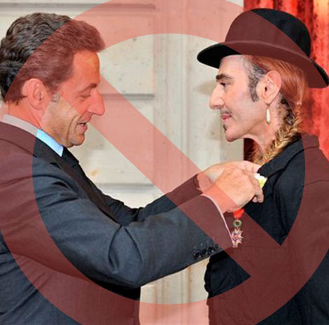 Galliano, An Honorable Chevalier No More!