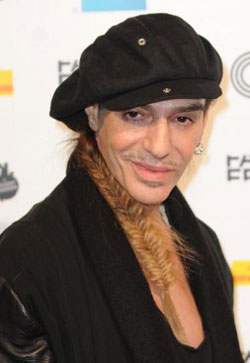 John Galliano Goes To Court. Again!