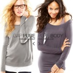 Gap Pure oversize tees Slouchy sweaters