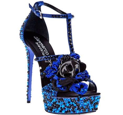 Gianmarco Lorenzi Santin Heel shoes
