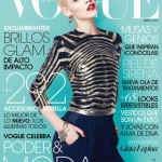 Ginta Lapina Vogue Mexico April 2012 cover