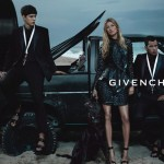 Gisele Bundchen Givenchy Spring Summer 2012 ad campaign