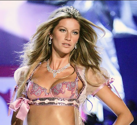 Gisele Bundchen Remains Highest Paid Model
