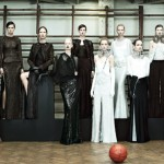 Givenchy Couture Spring 2012 collection
