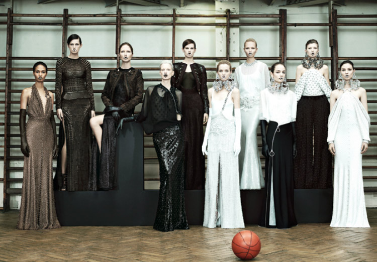 Givenchy Spring 2012 Couture Collection