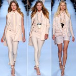 Givenchy Spring Summer 2012 collection