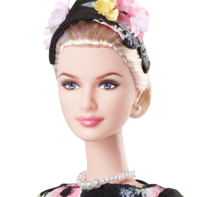 Grace Kelly Barbie doll headpiece