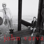 Green Day John Varvatos Spring Summer 2012 ad campaign