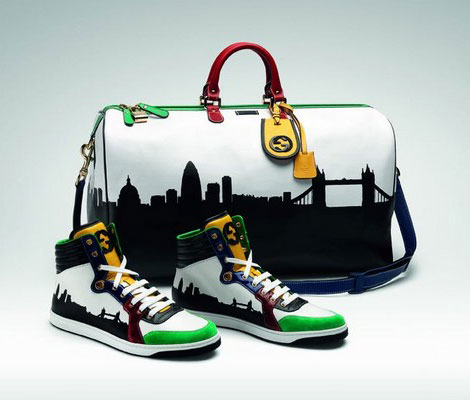 Fashion Olympics: Gucci London City Collection