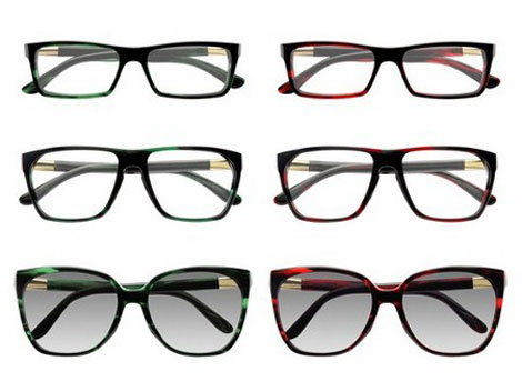 Gucci's Safilo EcoConscious Eyewear Collection